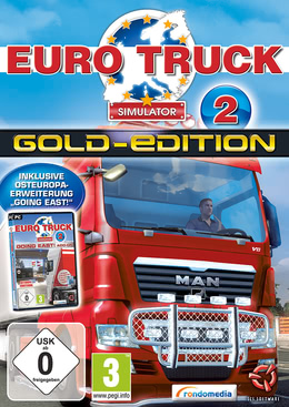 Euro Truck Simulator 2: Gold-Edition für PC(WIN)