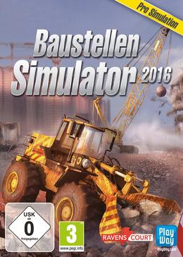 Baustellen-Simulator 2016 für PC(WIN)