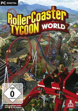 RollerCoaster Tycoon World für PC(WIN)