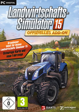 Landwirtschafts-Simulator 15 Offizielles AddOn für PC(WIN)