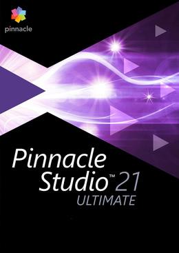Pinnacle Studio 21 Ultimate für PC(WIN)