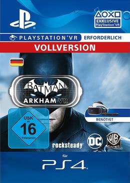 Batman: Arkham VR - Playstation VR erforderlich für PS4