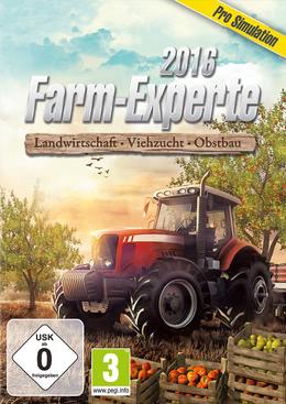 Farm-Experte 2016: Landwirtschaft - Viehzucht - Obstbau für PC(WIN)