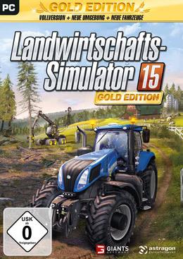 Landwirtschafts-Simulator 15 Gold Edition für PC(WIN)