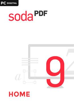 Soda PDF Home 9 für PC(WIN)